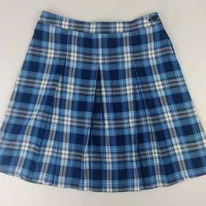 🌼 Tommy Hilfiger Girl's School Skirt Pleated